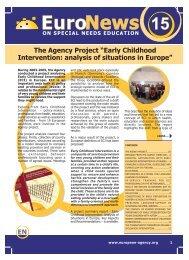 EN Euronews15.pdf - European Agency for Development in Special ...