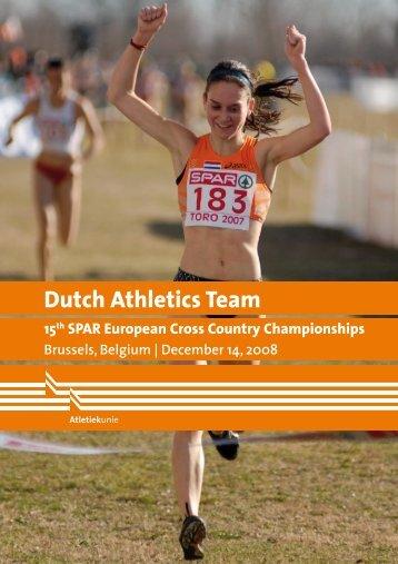 Netherlands - European Athletics