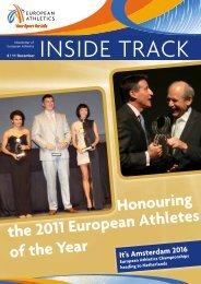 4/11 - December 2011 - European Athletic Association