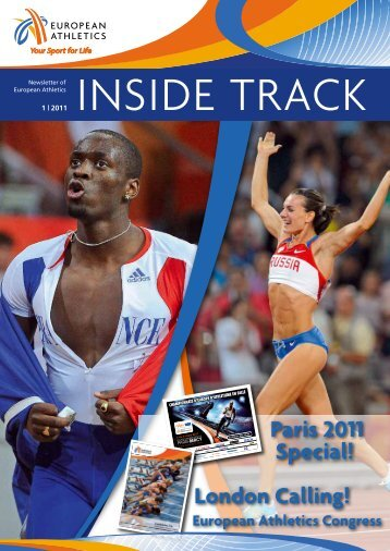 February 2011 - European Athletics