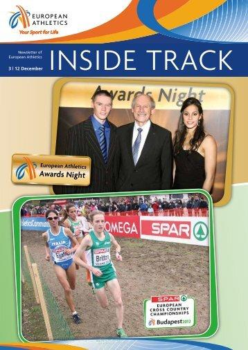December 2012 - European Athletic Association