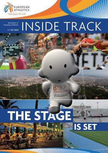 Inside Track - European Athletic Association
