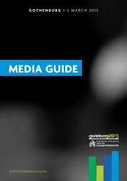 Media Guide - European Athletics