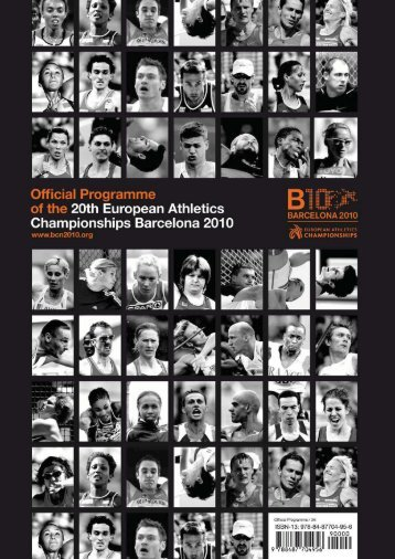 400m - European Athletic Association