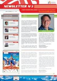 newsletter n°3 - European Athletics