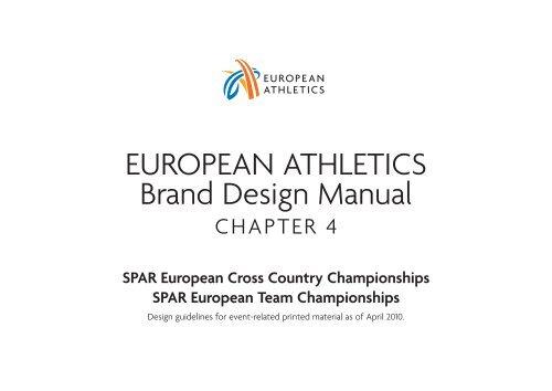 event material - European Athletics