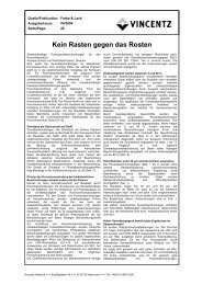 Kein Rasten gegen das Rosten - European-coatings.com