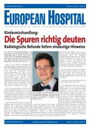 Kindesmisshandlung - European-Hospital
