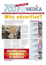 Why advertise? - European-Hospital