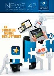 LA STRATÉGIE MOBILE DES LOTTERIES - European Lotteries