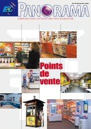 Points de vente - European Lotteries
