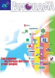 Las Loterías de Europa del Este y sus juegos - European Lotteries
