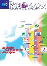 Les Loteries des pays de l'est et leurs jeux - European Lotteries
