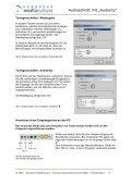 "Audioschnitt mit ""Audacity"" - European MediaCulture - Page 5"
