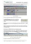 "Audioschnitt mit ""Audacity"" - European MediaCulture - Page 7"