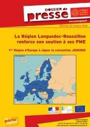 Dossier de presse - Info-entreprises LR