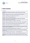 Minutes of the Conference - Réseau Européen de la Microfinance - Page 3