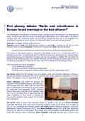 Minutes of the Conference - Réseau Européen de la Microfinance - Page 7