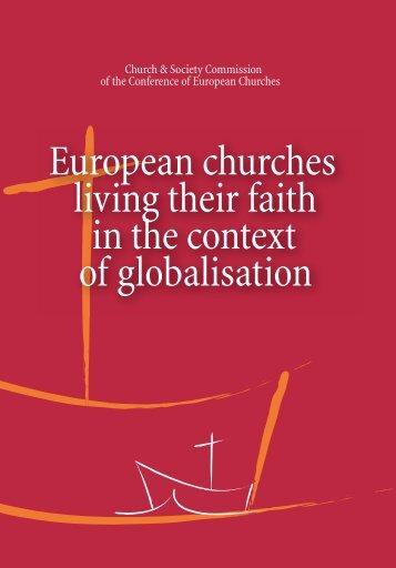 impa glob E - European Agenda