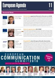 03 Jun 10 - European Agenda