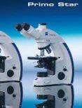 Primo Star - Mikroskop Technik Rathenow Gmbh - Seite 3