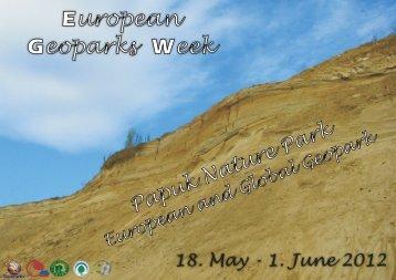 Papuk Geopark - European Geoparks Network