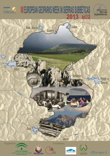Subbeticas Geopark - European Geoparks Network