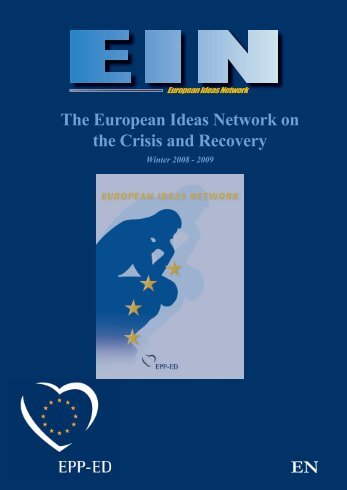 EN The European Ideas Network on the Crisis and Recovery