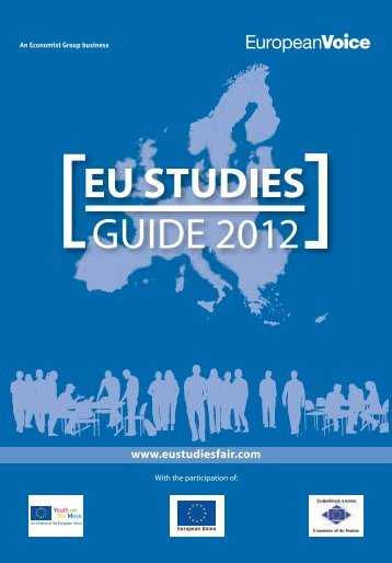 GUIDE 2012 - European Voice