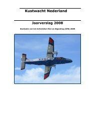 Kustwacht Nederland Jaarverslag 2008 - Nederlandse Grondwet