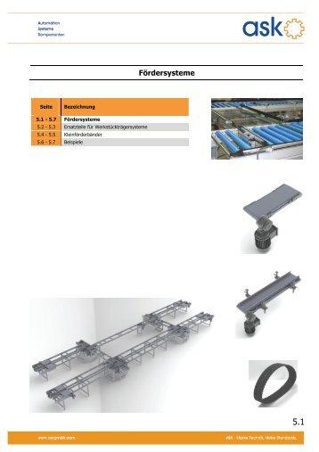Fรถrdersysteme - ASK GmbH