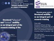 "virtual"" mobility - European Doctorate on Social Representations ..."