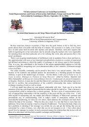 An award that honours us all A. S. de Rosa PDF - European ...