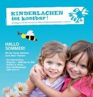 Hallo Sommer! - Albert Schweitzer Kinderdorf Hessen ev