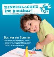 Das war ein Sommer! - Albert Schweitzer Kinderdorf Hessen ev