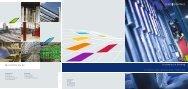 Broschüre Eurocoatings - Europoles