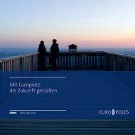 Broschüre Personal - Europoles