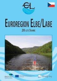 20 LET/JAHRE - Euroregion Elbe/Labe