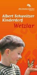Kinderdorf Wetzlar Gesamtbroschüre Kurzfassung - Albert ...