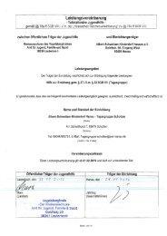 Tagesgruppe Schotten - Albert Schweitzer Kinderdorf Hessen ev