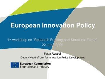 Innovators - Eurosfaire