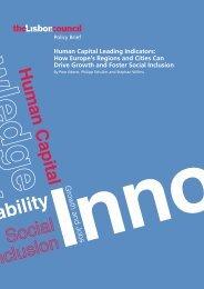 Human Capital Leading Indicators - ScienceGuide
