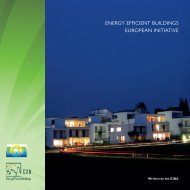 EnErgy EfficiEnt Buildings EuropEan initiativE - Eurosfaire