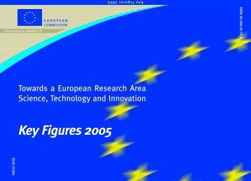 Key Figures 2005 - European Commission - Europa