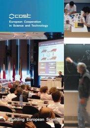 Building European Science - Eurosfaire