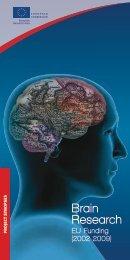 Brain Research - EU funding (2002-2009) - Europa