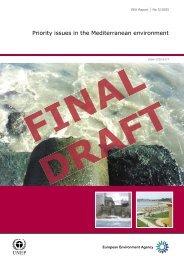 EEA report 5-2005 MedSea final.indd - Eurosfaire