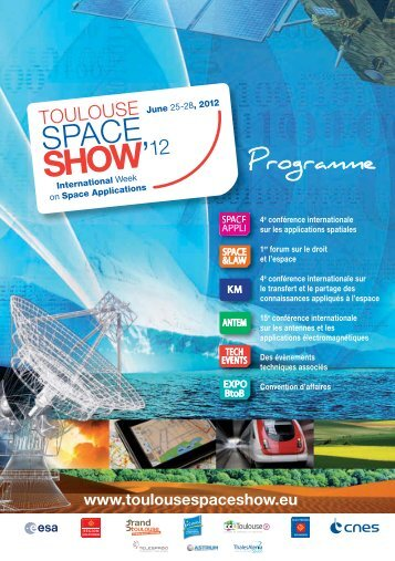 toulouse space show'12 - Eurosfaire