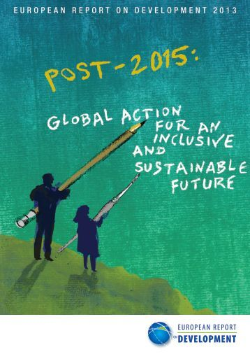 european report on development 2013 - Deutsches Institut für ...