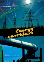 Energy Corridors - European Commission - Europa